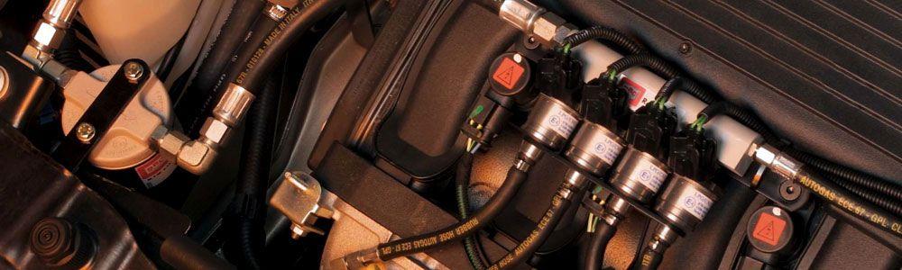 Montaż w fabrycznie nowych samochodach